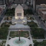 Indiana War Memorial Small